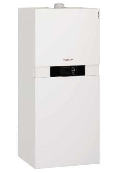Котел Viessmann Vitodens 222-F 35 кВт Vitotronic 200 HO2B