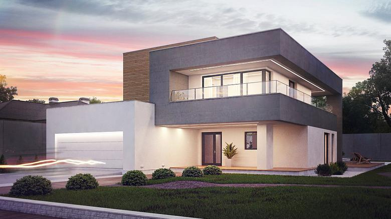 Дом от 150 кв.м до 250 кв.м.