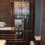 Газовая котельная мощностью 44 квт. 2