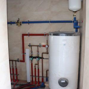 Узлы водоснабжения загородного дома 1