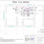 Проект дома на 300кв.м. 3