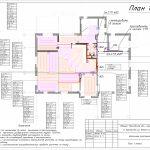 Проект дома на 420кв.м. 3
