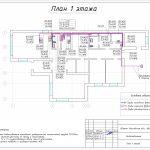 Проект дома на 440кв.м. 4