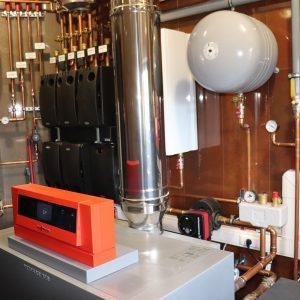 Газовая котельная мощностью 60 квт. 1