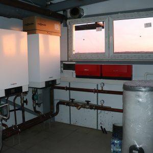 Газовая котельная мощностью 250 квт. 1